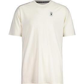 Maloja FichtenreizkerM. SS T-shirt Herrer, hvid